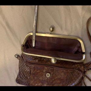 Jessica Simpson clutch/purse